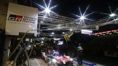 Photo de H+9 : Minuit, l'heure du point sur la course
