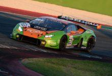 Photo de Grasser Racing Team et Lamborghini de retour sur le podium