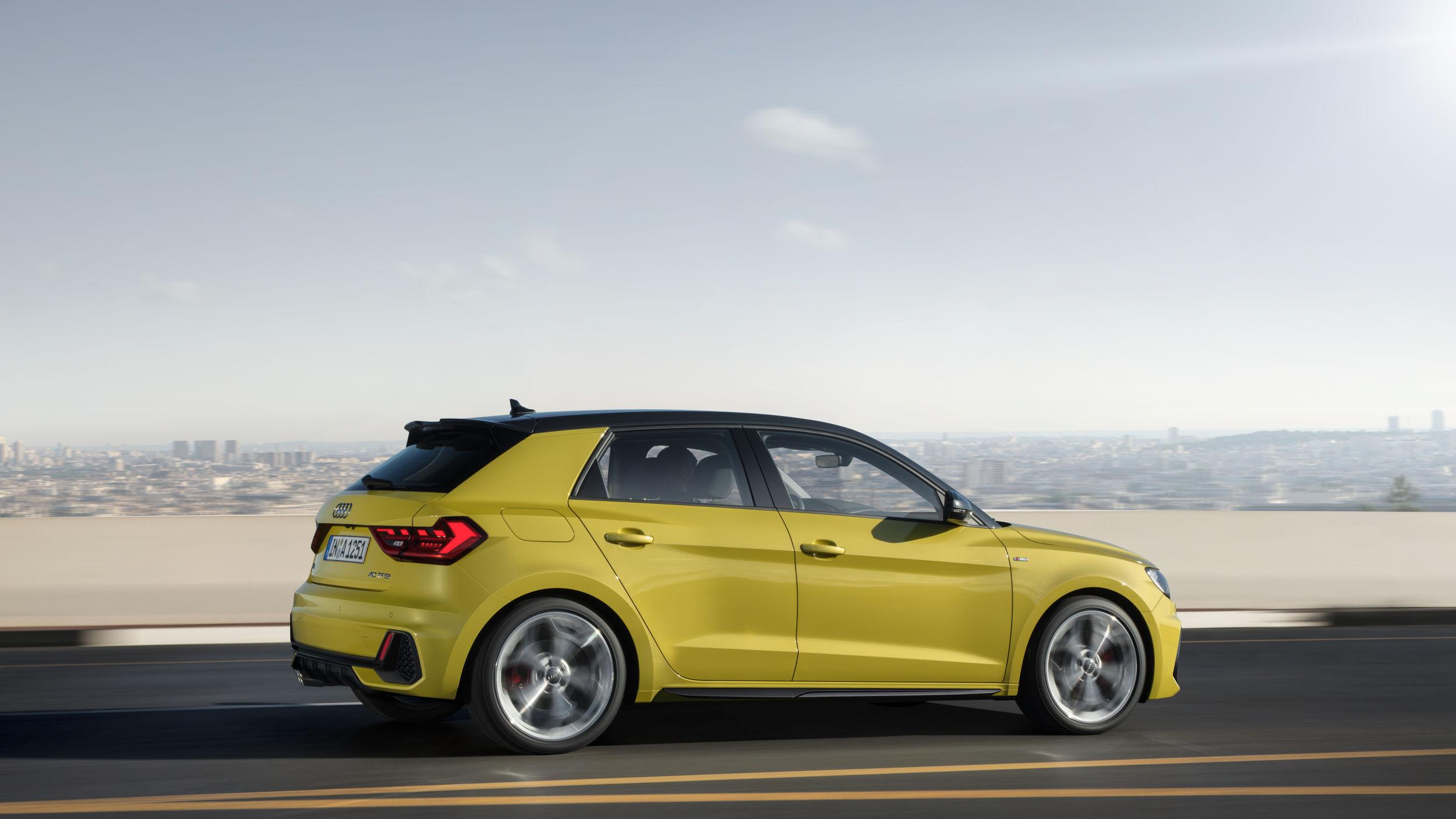 Audi Reveals The Second Generation Of Its A1