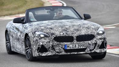 Photo de BMW tease sa nouvelle Z4 avec des photos du prototype