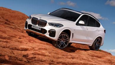 Photo de Voici à quoi pourrait ressembler le futur BMW X6