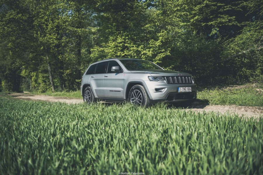 Essai : Jeep Grand Cherokee Trailhawk