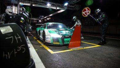 Photo de H+8 : Audi Montaplast by Land Motorsport emmène un Top 10 disputé et varié