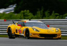 Photo de Garcia et Long offrent la pole à Corvette et Wright Motorsports