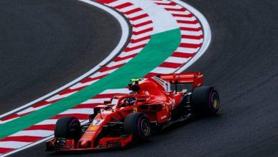 Photo de Vettel en forme, Hamilton distancé !