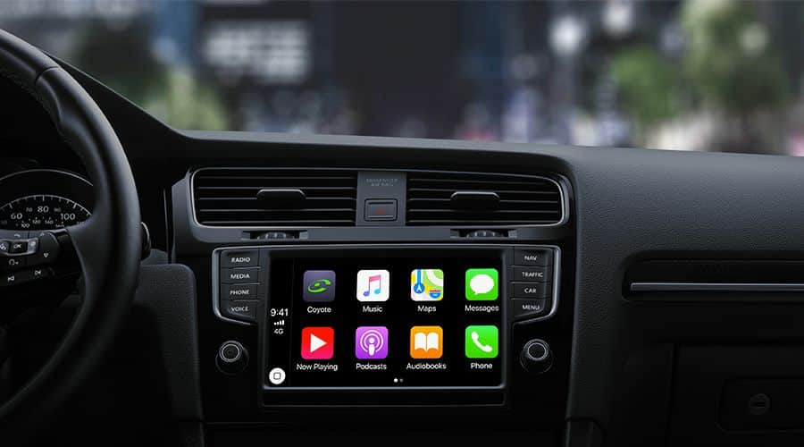 l avertisseur de radars coyote sera bient t disponible sur apple carplay actu. Black Bedroom Furniture Sets. Home Design Ideas
