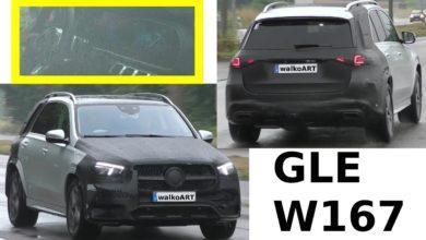 Photo de Le cockpit du futur Mercedes GLE se dévoile en vidéo