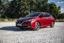 Photo de Essai : Nissan Leaf 2017 N-Connecta