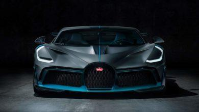 Photo de Bugatti dévoile la Divo à Pebble Beach
