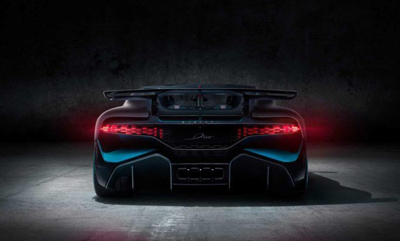 Photo de Bugatti Divo : Une vidéo pour inaugurer le bolide