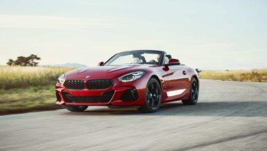 Photo de Pebble Beach : BMW présente sa nouvelle Z4
