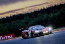 Photo de Audi, McLaren et Callaway fourbissent leurs armes pour Suzuka