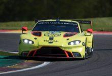Photo de Aston Martin et Ferrari bénéficiaires de la BoP modifiée avant Silverstone