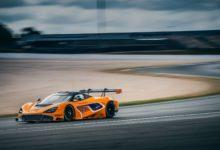 Photo de McLaren présente sa 720S GT3