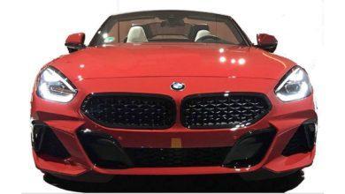 Photo de La nouvelle BMW Z4 est en fuite sur internet