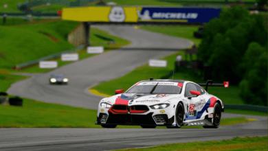 Photo de Première victoire pour la BMW M8 GTE
