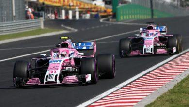 Photo de Force India est sauvé !