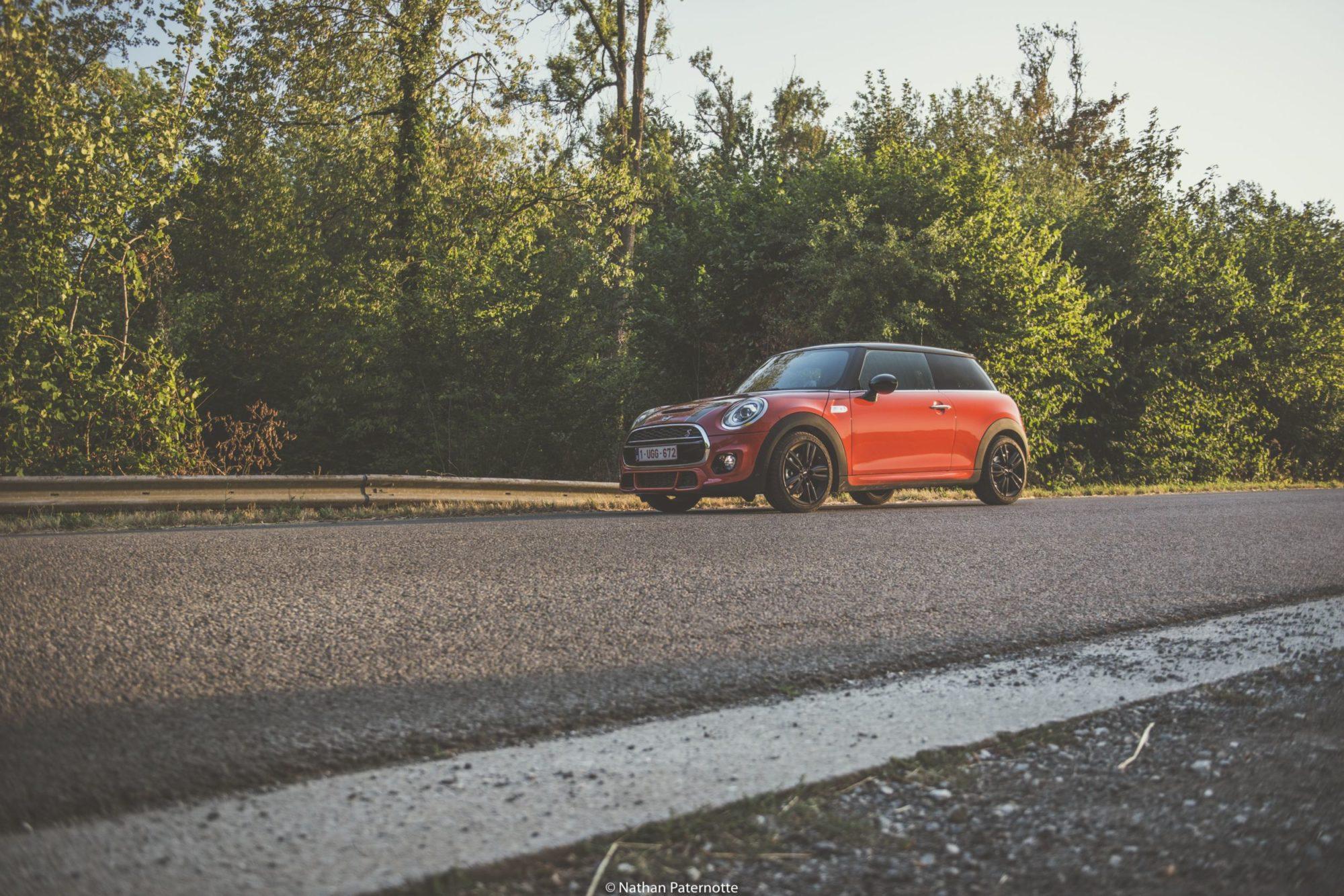 Essai Mini Cooper Sd 3 Portes 2018 Actu Moteurscom