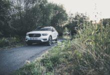 Photo de Essai : Volvo XC40 D4 R-Design