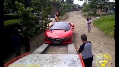 Photo de Il transforme une Civic en Honda NSX