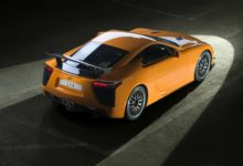 Photo de Lexus : Plus que quatre LFA neuves à vendre aux Etats-Unis