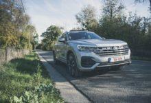 Photo de Essai : Volkswagen Touareg 2018 3.0 TDI 286