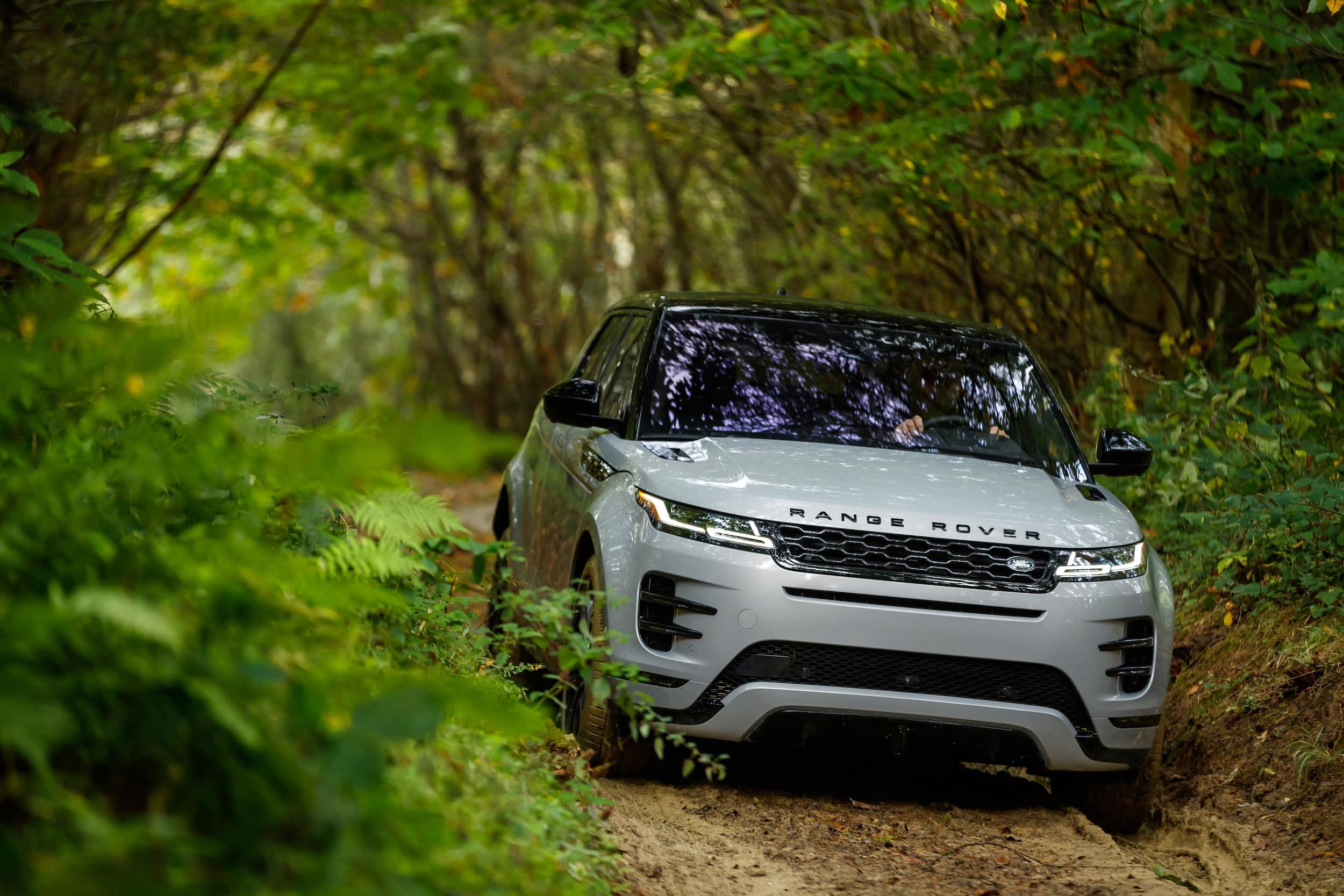 land rover d voile son nouveau range rover evoque actu. Black Bedroom Furniture Sets. Home Design Ideas
