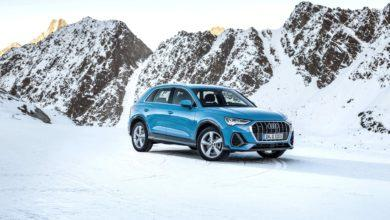 Photo de L'Audi Q3 s'offre cinq étoiles aux tests de l'Euro NCAP