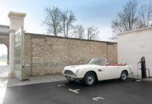 Photo de Aston Martin va proposer des kits d'électrification pour ses anciennes