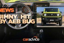 Photo de Le système de freinage d'urgence du Suzuki Jimny peut s'activer par erreur