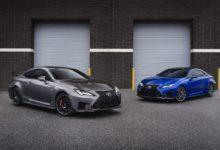 Photo de Salon de Detroit : Lexus offre une mise à jour à sa RC F