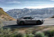 Photo de Toyota Supra : Une version 4 cylindres pour le Japon