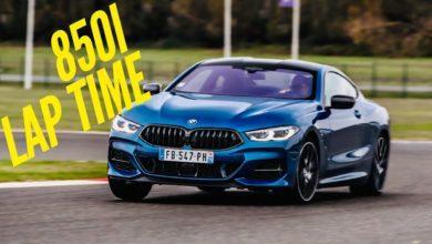 Photo de Vidéo : Embarquez dans la BMW M850i pour un tour du circuit de Magny-Cours