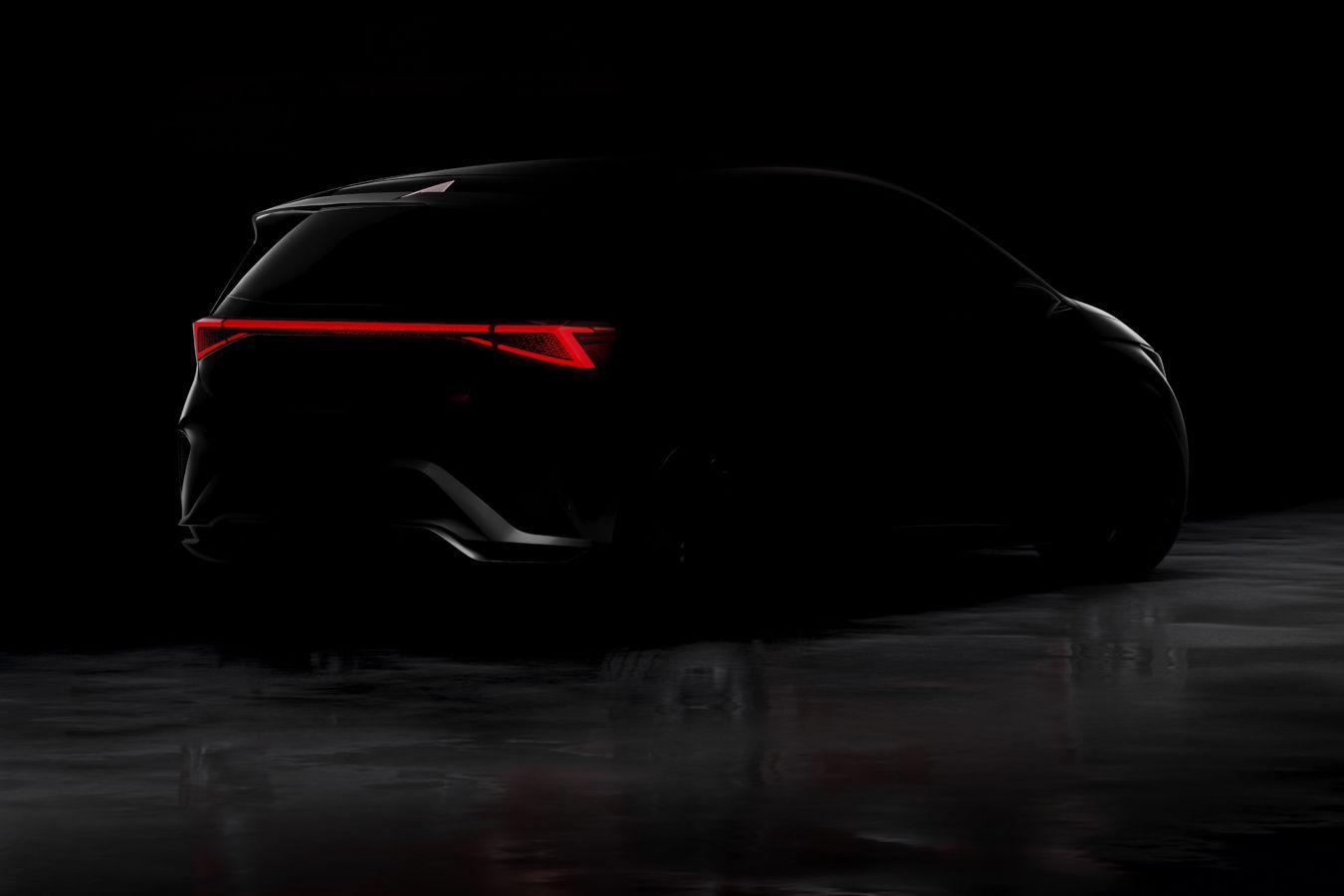 Concept-car pour un futur électrique — Seat el-born