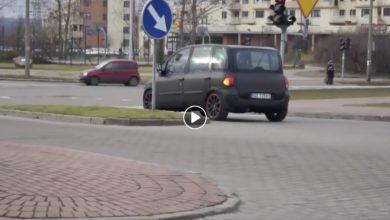 Photo de Vidéo : Ils installent un cinq cylindres en ligne dans une Fiat Multipla