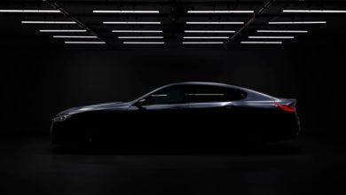 Photo de BMW Série 8 Gran Coupé : Dernier teaser avant la présentation fin juin