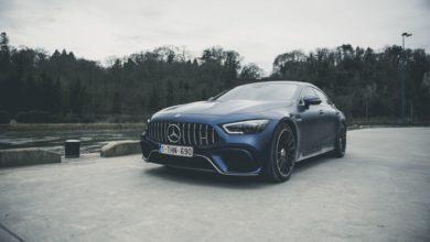 Photo de Mercedes-AMG confirme le développement d'une AMG GT 73 : Panamera Turbo S dans le viseur !