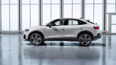 Photo de Audi : Pas un Q4 mais un Q3 Sportback