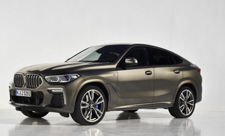 Photo de BMW présente son nouveau X6