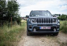 Photo de Jeep Renegade T4 Limited