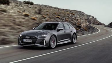 Photo de Audi dévoile sa nouvelle RS 6