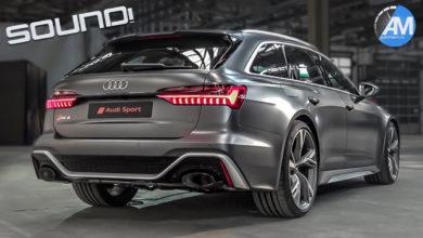 Photo de Vidéo : L'Audi RS 6 2020 se laisse entendre