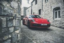 Photo de Essai : Porsche 911 Carrera S 992