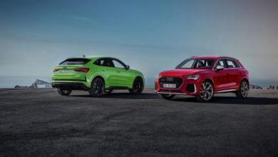 Photo de Audi dévoile ses RS Q3 et RS Q3 Sportback : Le cinq cylindres toujours au rendez-vous