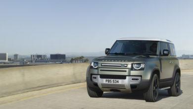 Photo de Salon de Francfort : Voici le nouveau Land Rover Defender