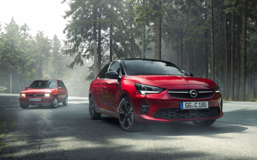 Une version GS Line pour agrémenter la nouvelle Opel Corsa