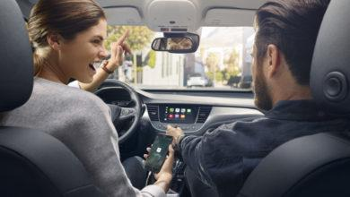 Photo de Opel lance son système OpelConnect