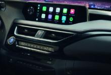 Photo de Lexus lance l'intégration d'Apple CarPlay et Android Auto en Europe