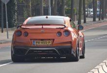 Photo de Vidéo : Cette Nissan GT-R Armytrix invoque le diable