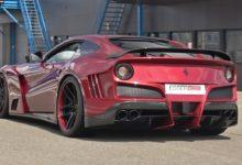 Photo de Vidéo : Cette Ferrari F12 Berlinetta Novitec est monstrueuse